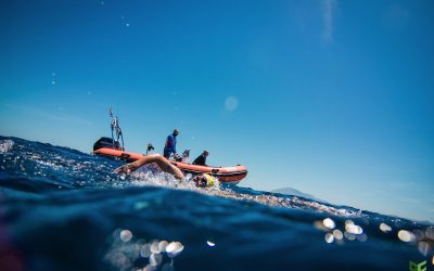 HOW TO SWIM ACROSS THE STRAIT OF GIBRALTAR